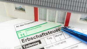 Ein Immobilienerbe muss steuerlich erklärt werden.
