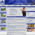 Erste Homepage